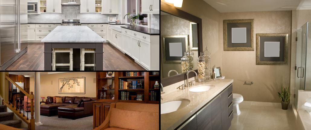Basement remodeling Arlington VA