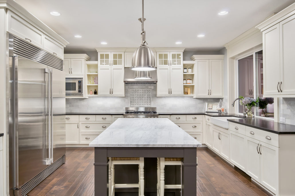 White Kitchen Yes Or No major kitchen remodel - yes or no? - home performance masters